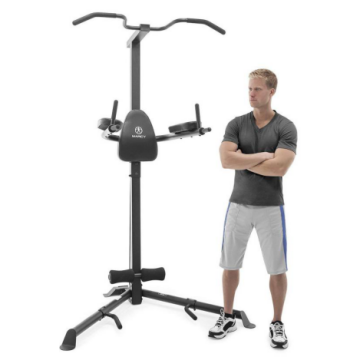 Affiliate link for marcy power tower, dip and pull up station